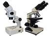 MICROSCOPES AND STEREO MICROSCOPES