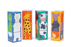 12 CUBES / ANIMALS IN COLOURS