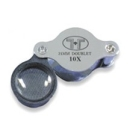 LOUPE 10X DOUBLET 21MM