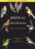 BIRDS OF AUSTRALIA, 8TH EDITION