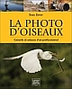 LA PHOTO D'OISEAUX