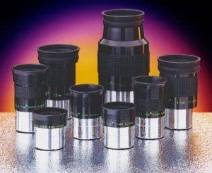 TELEVUE EYEPIECES PLOSSL 1 1/4'' AND 2''